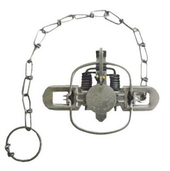 Victor/Oneida 1 Coil Double Jaw Trap #1coildj